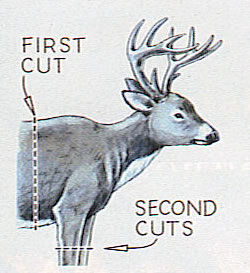 Caping a Buck: Step One